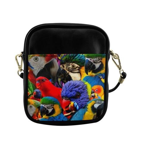 PARROTS Sling Bag (Model 1627)