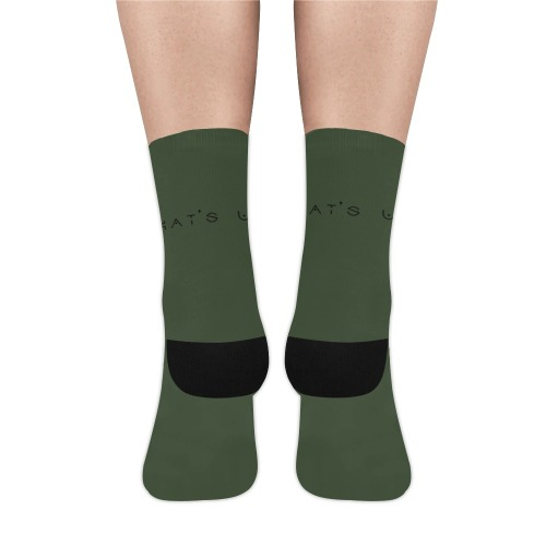 What's up Trouser Socks (For Men)