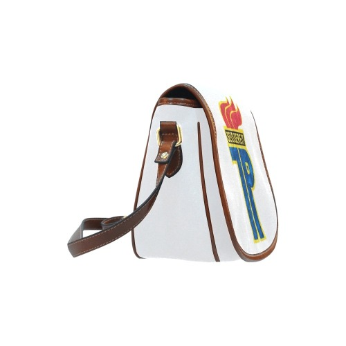 Immer bereit by Nico Bielow Saddle Bag/Large (Model 1649)
