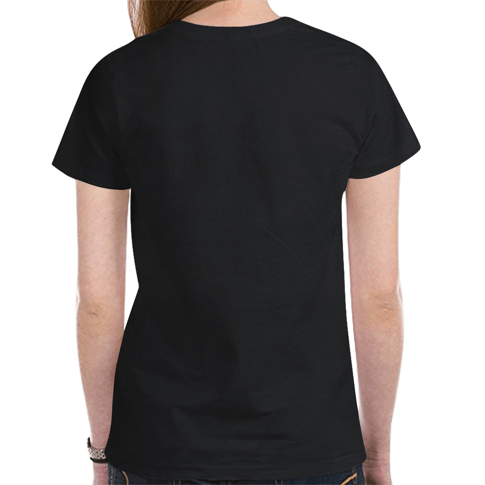 Critical Craze Ramen Death New All Over Print T-shirt for Women (Model T45)