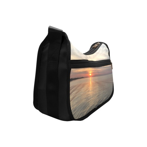Early Sunset Collection Crossbody Bags (Model 1616)