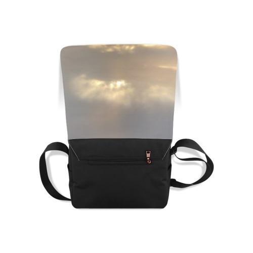 Cloud Collection Messenger Bag (Model 1628)