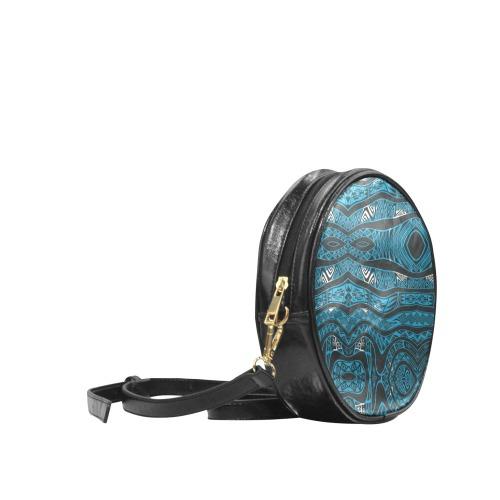 Tribal Round Sling Bag (Model 1647)