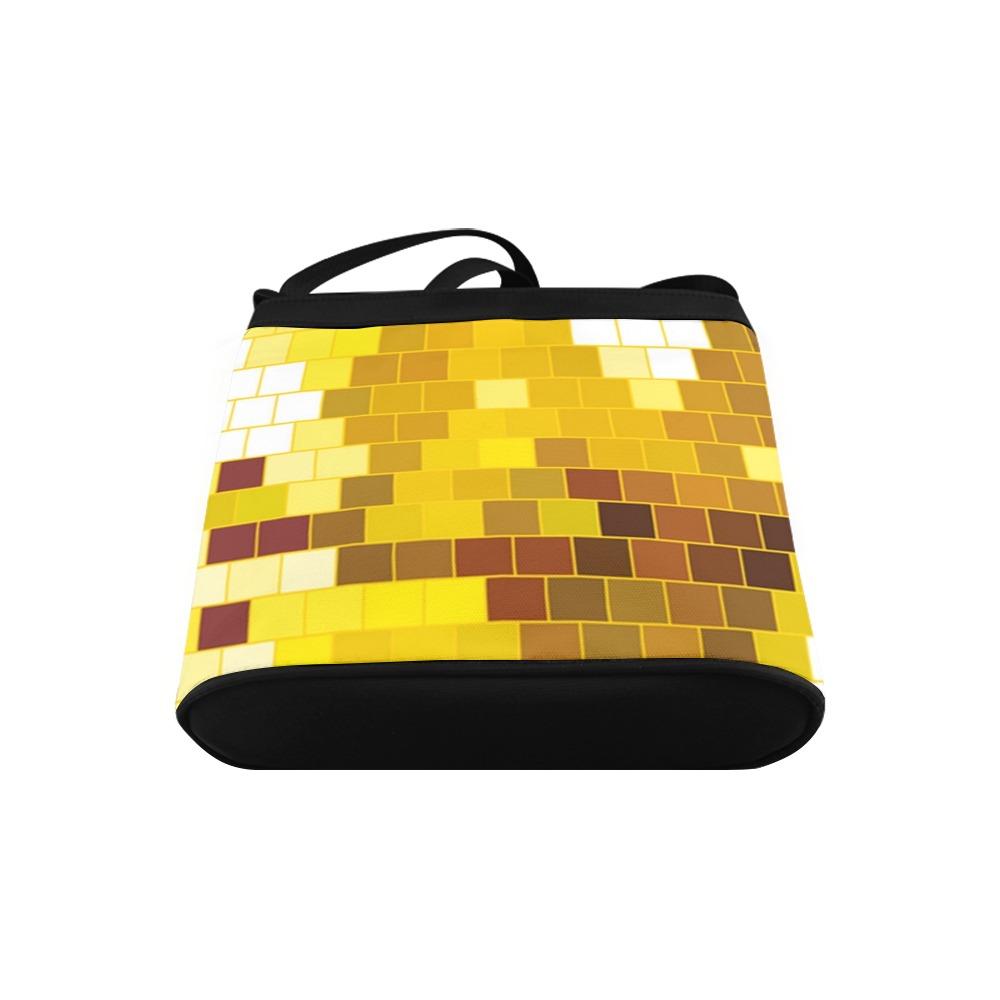 DISCO BALL 2 Crossbody Bags (Model 1613)