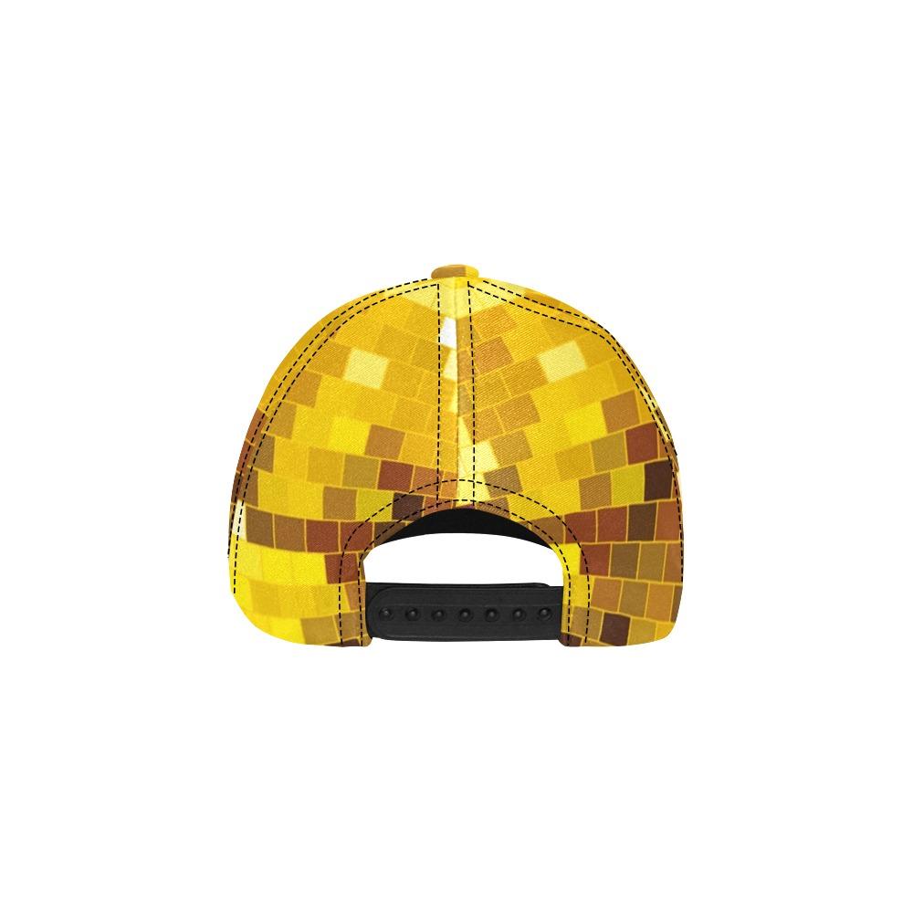 DISCO BALL 2 All Over Print Dad Cap C (6-Pieces Customization)