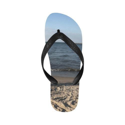 Beach Collection Flip Flops for Men/Women (Model 040)