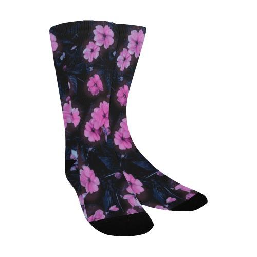 Flower summer Custom Socks for Kids