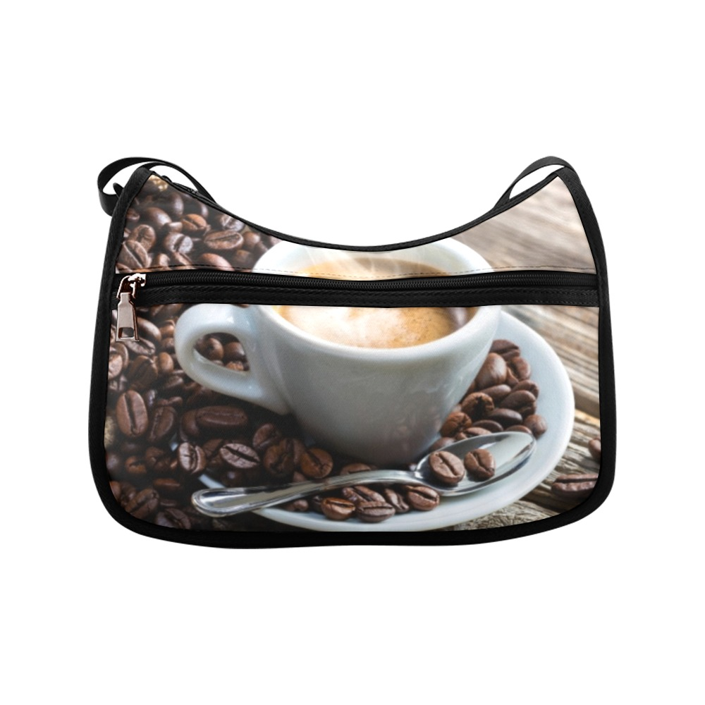 bb Coffee Crossbody Bags (Model 1616)