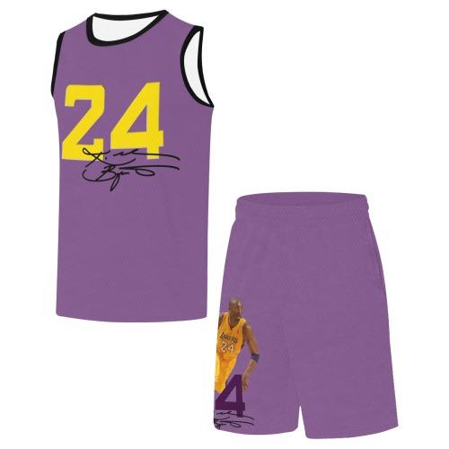 Kobe Outfit Memoir Basketball Uniform with Pocket