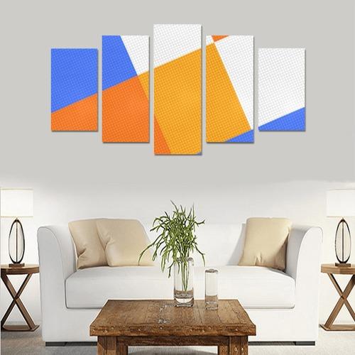 DESIGN 7575 Canvas Print Sets A (No Frame)
