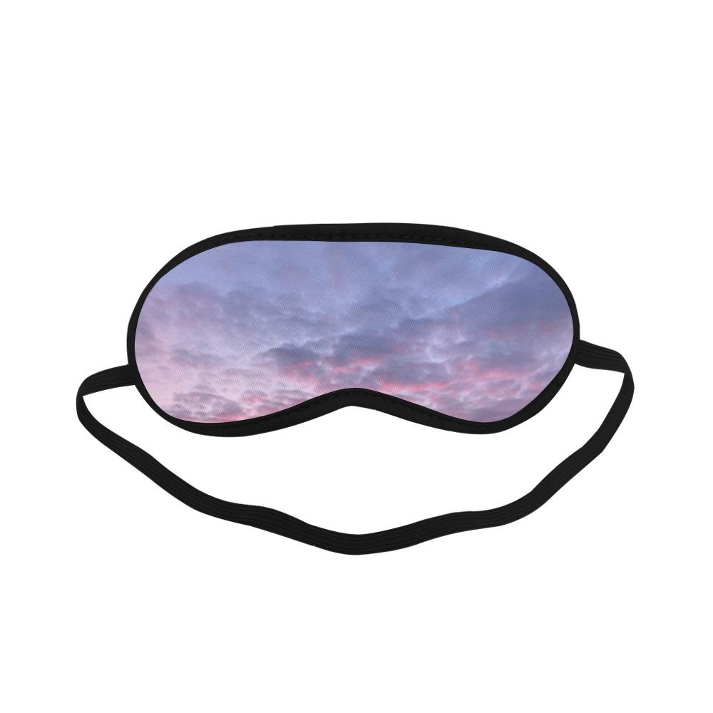 Morning Purple Sunrise Collection Sleeping Mask