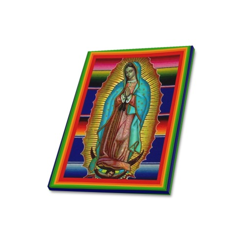"""Our Lady of Guadalupe Frame Canvas Print 16""""x20"""""""