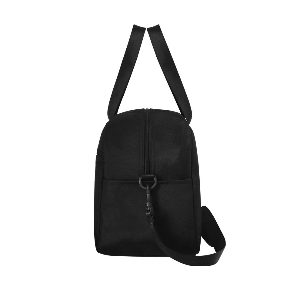 Cosmic Mandala #107   Fitness Handbag (Model 1671)