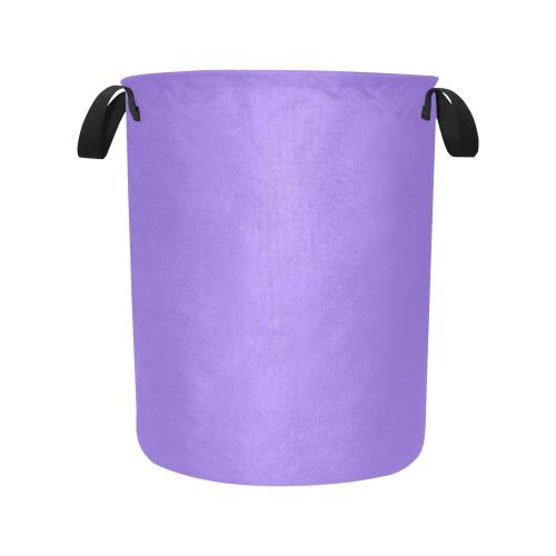 color medium purple Laundry Bag (Large)