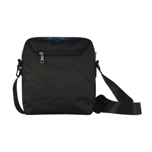 DISCO BALL 2 Crossbody Nylon Bags (Model 1633)
