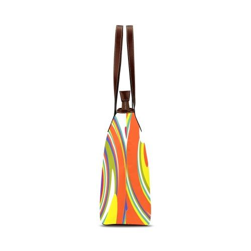PATTERN-562 Shoulder Tote Bag (Model 1646)