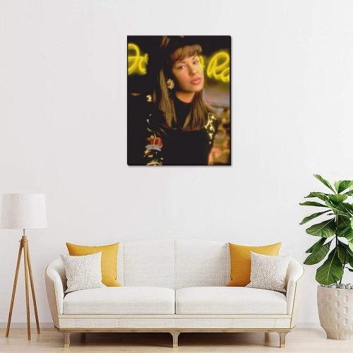"Selena 11 Frame Canvas Print 16""x20"""
