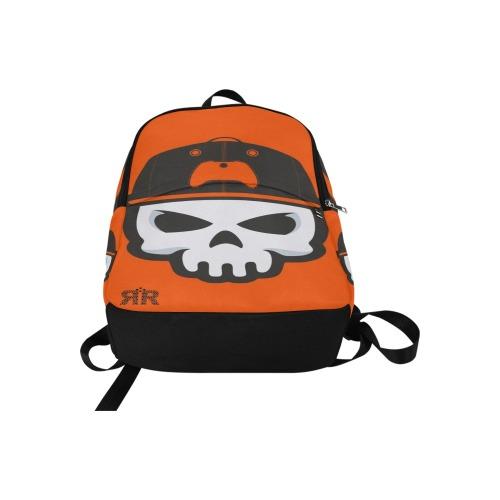 RALPH RORAFF Gamer Modern Skull Fabric Backpack for Adult (Model 1659)