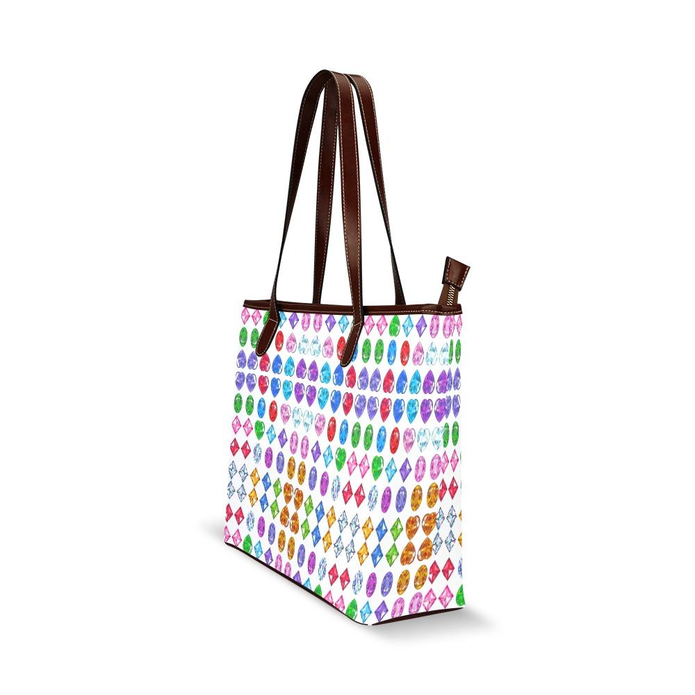 BLING 7 Shoulder Tote Bag (Model 1646)