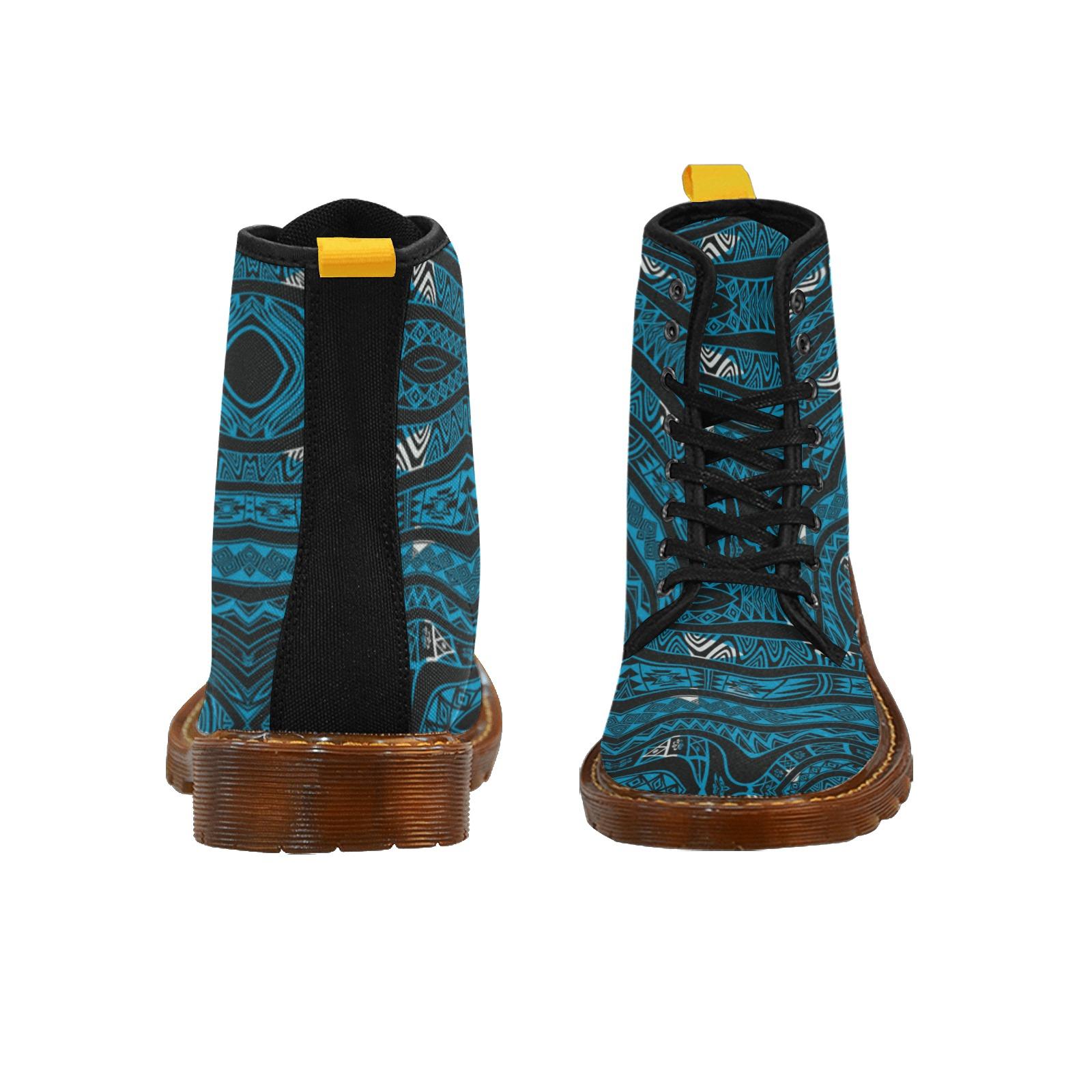 Tribal Martin Boots For Women Model 1203H