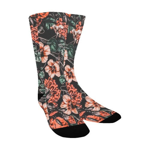 Cold Flower Custom Socks for Kids