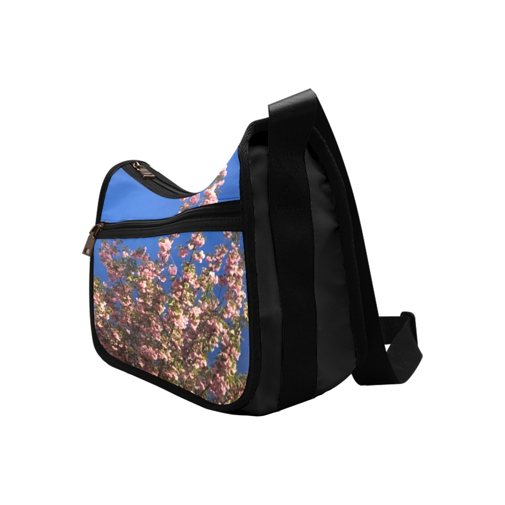 Cherry Tree Collection Crossbody Bags (Model 1616)