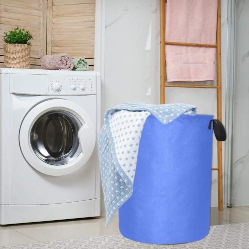 color royal blue Laundry Bag (Large)