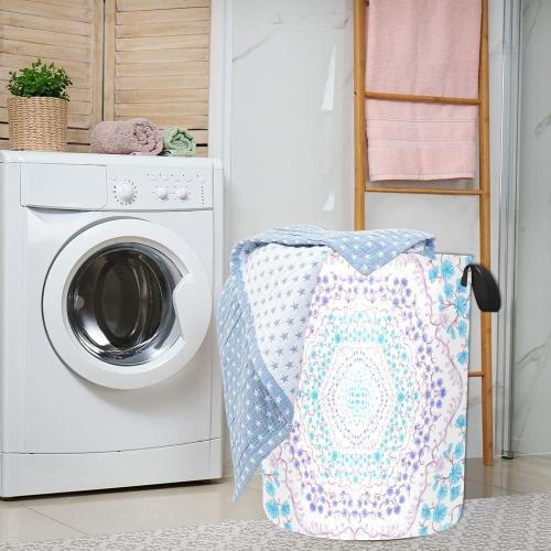 flowers Laundry Bag (Large)