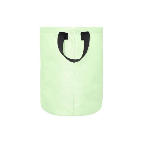 color tea green Laundry Bag (Small)