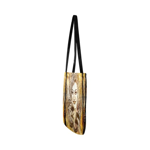 Andy Maine 35 Jahre by Nico Bielow Reusable Shopping Bag Model 1660 (Two sides)