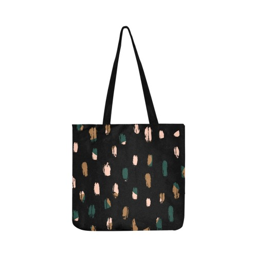 Spots, dots Reusable Shopping Bag Model 1660 (Two sides)