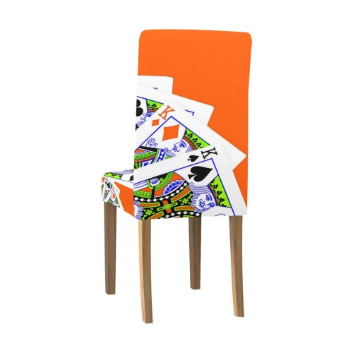 FOUR KINGS (2) Chair Cover (Pack of 6)