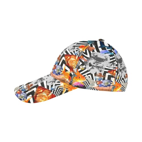 POINT OF ENTRY 2 All Over Print Dad Cap C (6-Pieces Customization)