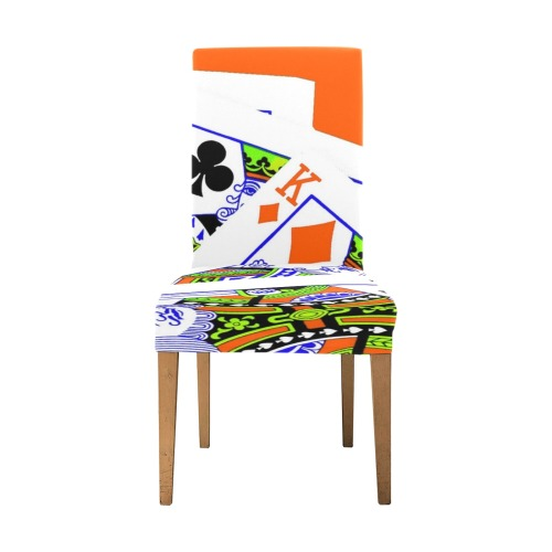 FOUR KINGS (2) Chair Cover (Pack of 4)