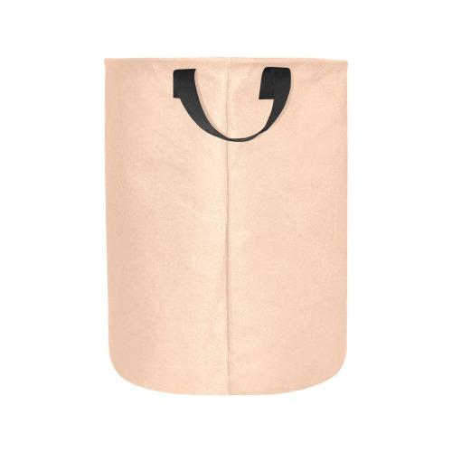 color apricot Laundry Bag (Large)