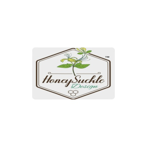 Honey Suckle Wallet Insert Card (Two Sides)