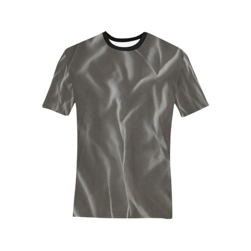 IMG_3366 Men's All Over Print T-Shirt (Solid Color Neck) (Model T63)