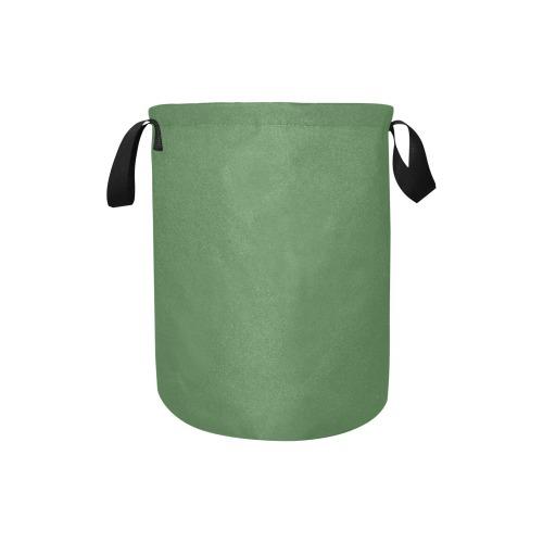 color artichoke green Laundry Bag (Small)