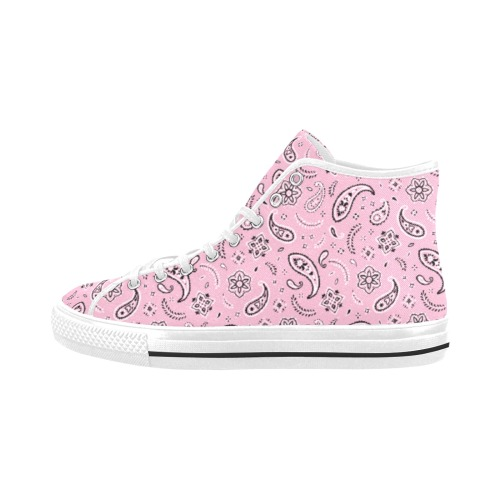 Pretty In Pink Vancouver H Women's Canvas Shoes (1013-1)