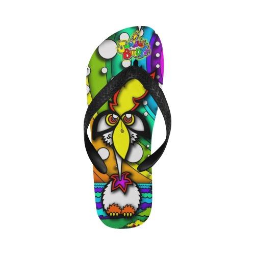 JUNGLEBIRDY - FLIP FLOPS - TINY ISLAND Flip Flops for Men/Women (Model 040)
