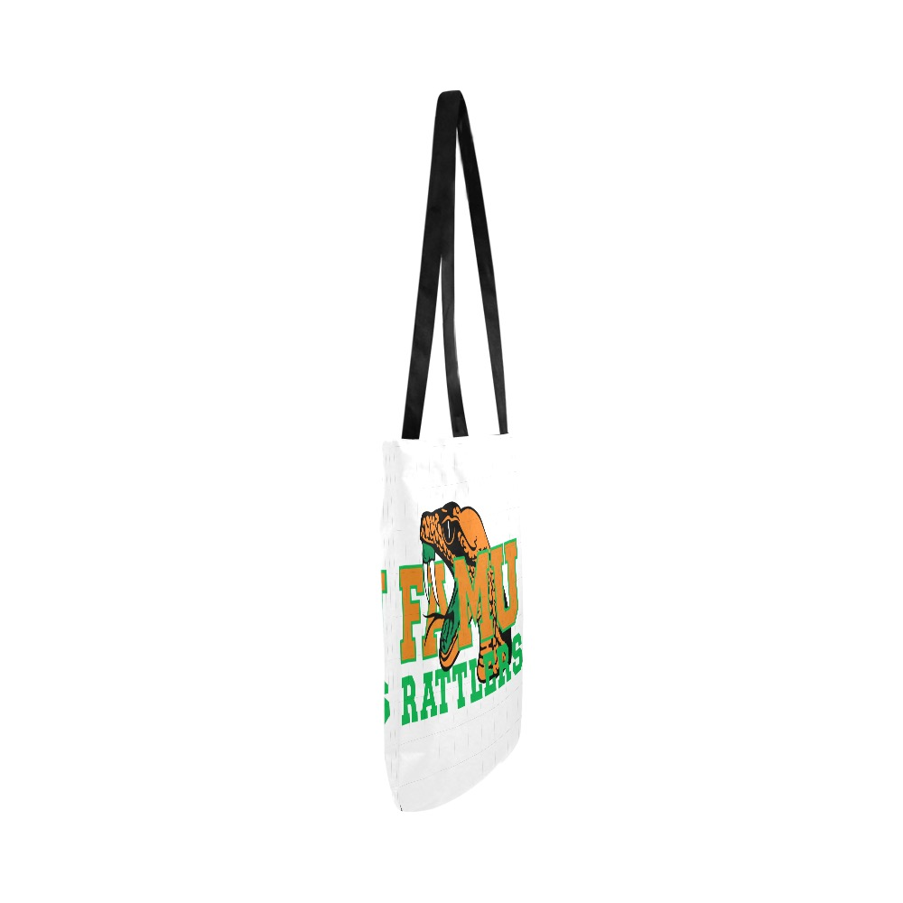 Sample Reusable Shopping Bag Model 1660 (Two sides)