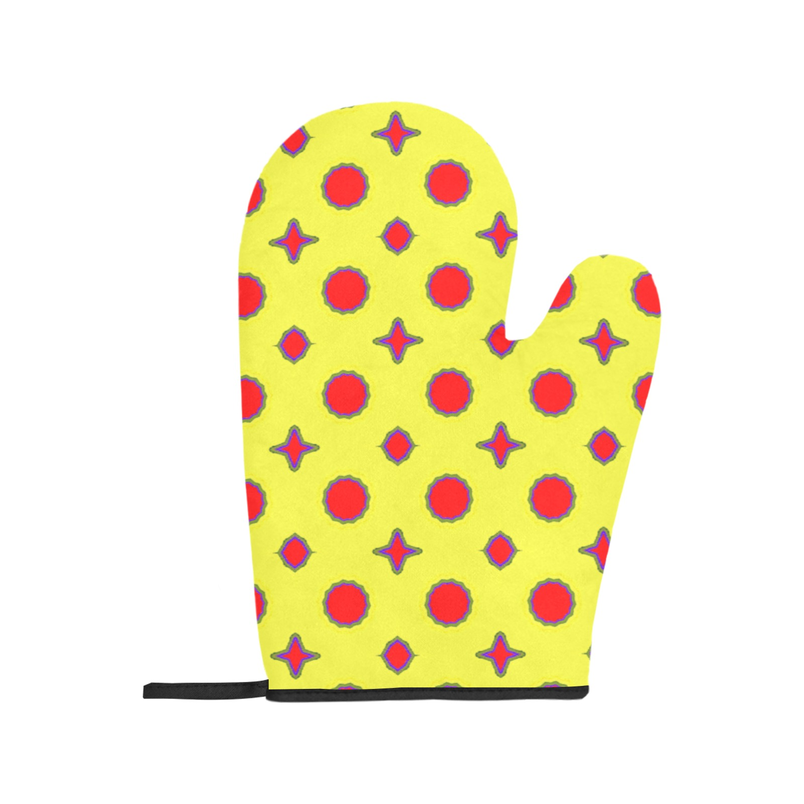 YCC r Oven Mitt (Two Pieces)