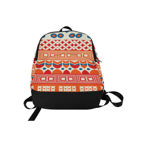 Shapes rows 22r Fabric Backpack for Adult (Model 1659)