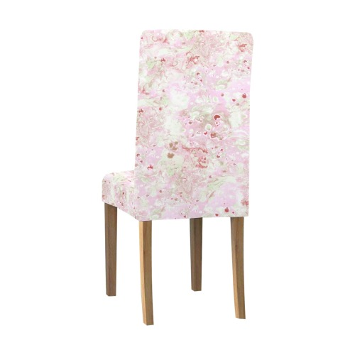 marbling 6-5 Removable Dining Chair Cover