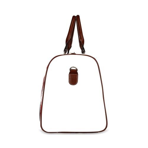 DIAMOND PATTERN Waterproof Travel Bag/Small (Model 1639)