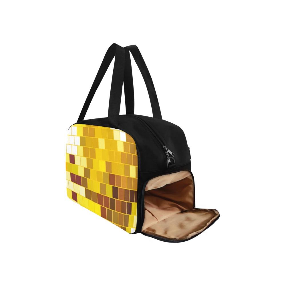 DISCO BALL 2 Fitness Handbag (Model 1671)