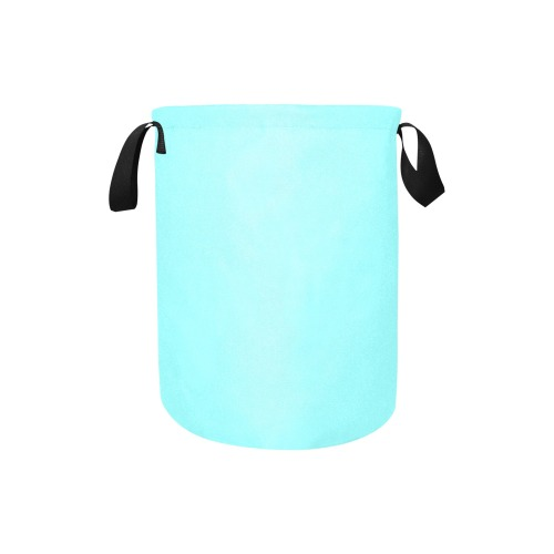 color ice blue Laundry Bag (Small)