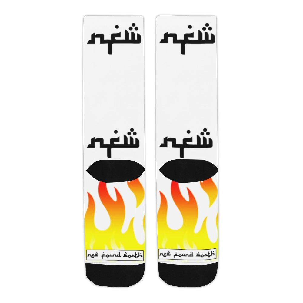 TEAM NFW! Trouser Socks