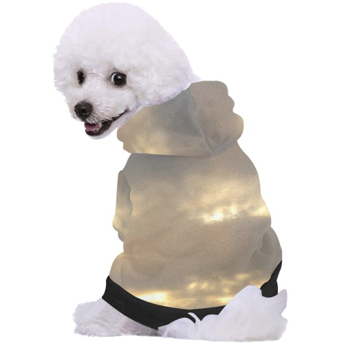 Cloud Collection Pet Dog Hoodie