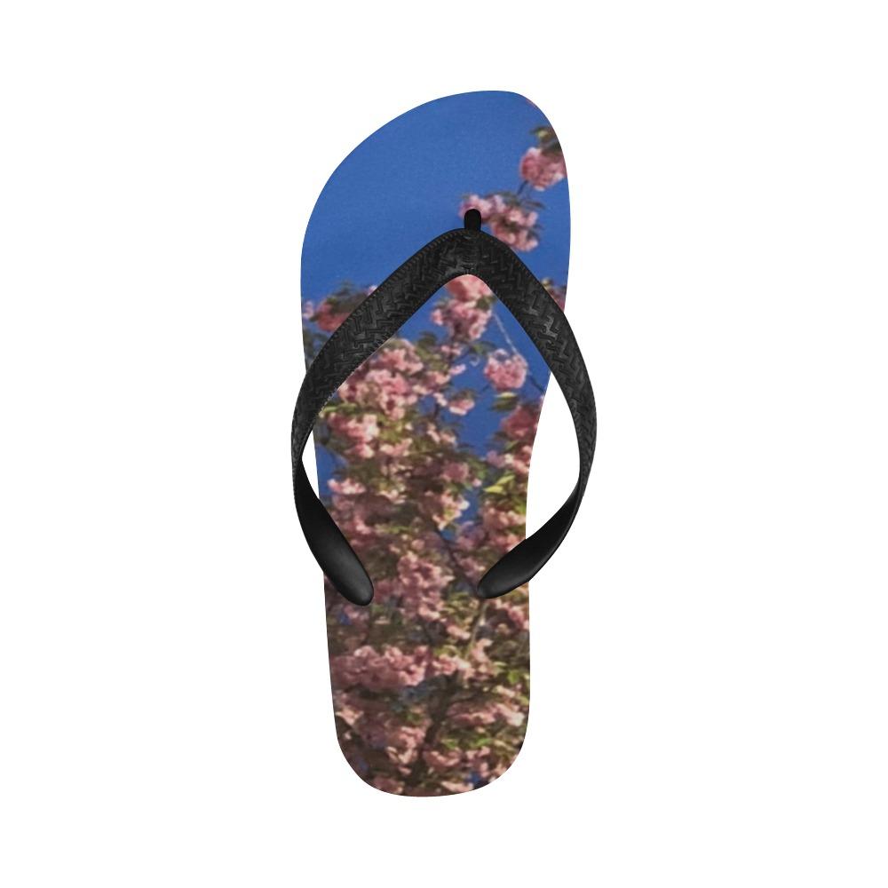 Cherry Tree Collection Flip Flops for Men/Women (Model 040)